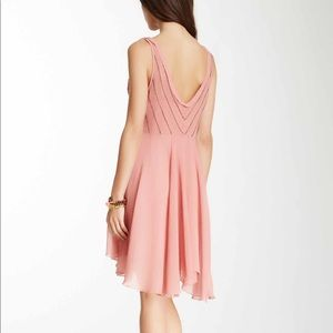 Free People Dresses - [Free People] POP CHAMPAGNE BEADED DRESS